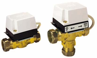 2 Port and 3 Port Zone Valves